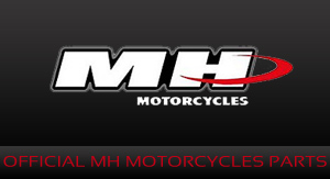 mh motorcycles logo